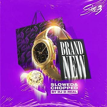Brand New Slowed & Chopped (Remix)