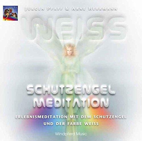 Schutzengel-Meditation, Audio-CD: Erlebnismeditation mit dem Schutzengel und der Farbe Weiß
