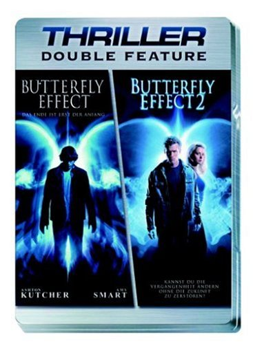 The Butterfly Effect / The Butterfly Effect 2 (im Steelcase) [2 DVDs]
