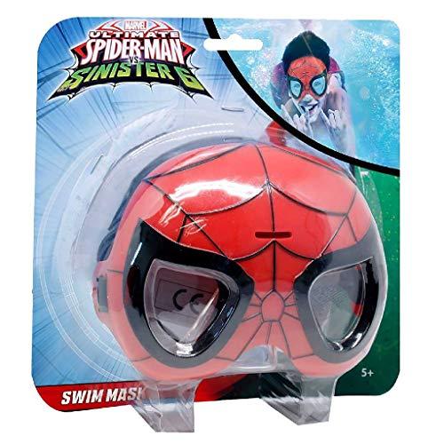 Hasbro mk902sp Spiderman natación máscara