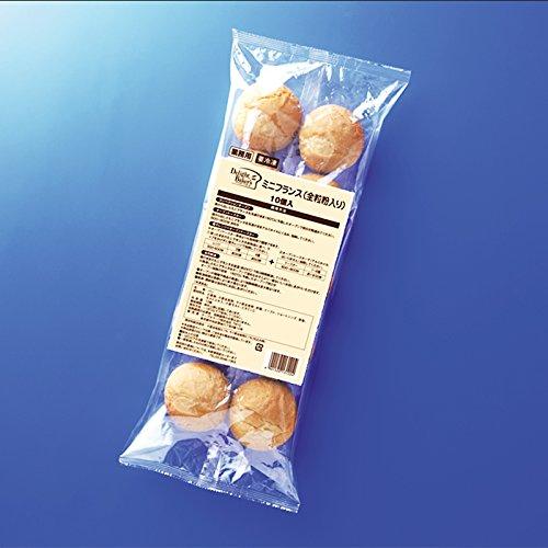 【冷凍】 業務用 テーブルマーク ミニフランス 約28g×10個入り 全粒粉入り 冷凍 フランス パン