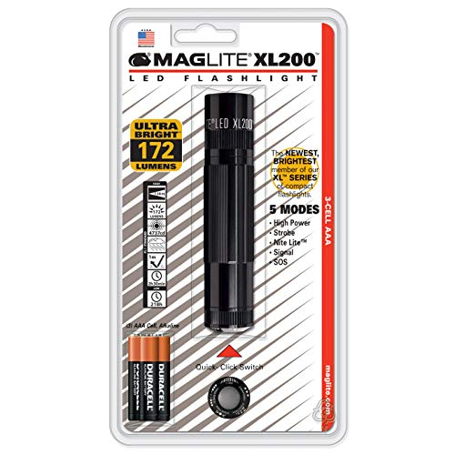 Mag-Lite XL200S3017  - Linterna LED (172...