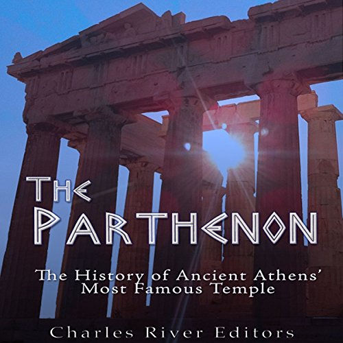 The Parthenon audiobook cover art