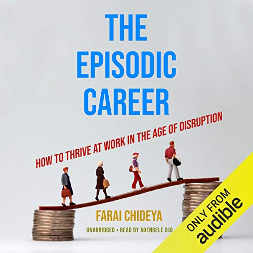 The Episodic Career audiobook cover art