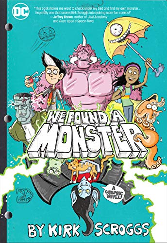 We Found a Monster Vol. 1 (We Found a Monster (2021-)) (English Edition)