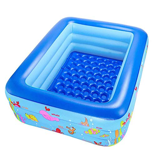 LYYAN Piscina Infantil, Piscina Hinchable Piscina Inflable Familiar My First Pool Piscina Hinchable para Niños Infantil Ideal para Niños