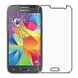 ebestStar - Cristal Templado Compatible con Samsung Galaxy Core Prime SM-G360F, 4G SM-G361F VE Protector Pantalla, Película Dureza 9H, Sin-Burbujas [Aparato:130.8x67.9x8.8mm 4.5']