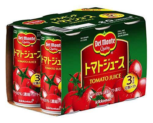 キッコーマン デルモンテ トマトジュース 190G × 30缶
