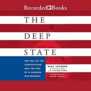 The Deep State cover art