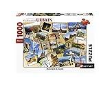 Nathan- Puzzle 1000 pièces Monuments du Monde Adulte, 4005556876235, Néant
