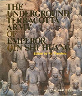 The Underground Terracotta Army of Emperor Qin Shi Huang