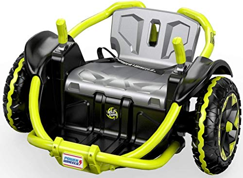 Review Power Wheels Wild Thing, Green