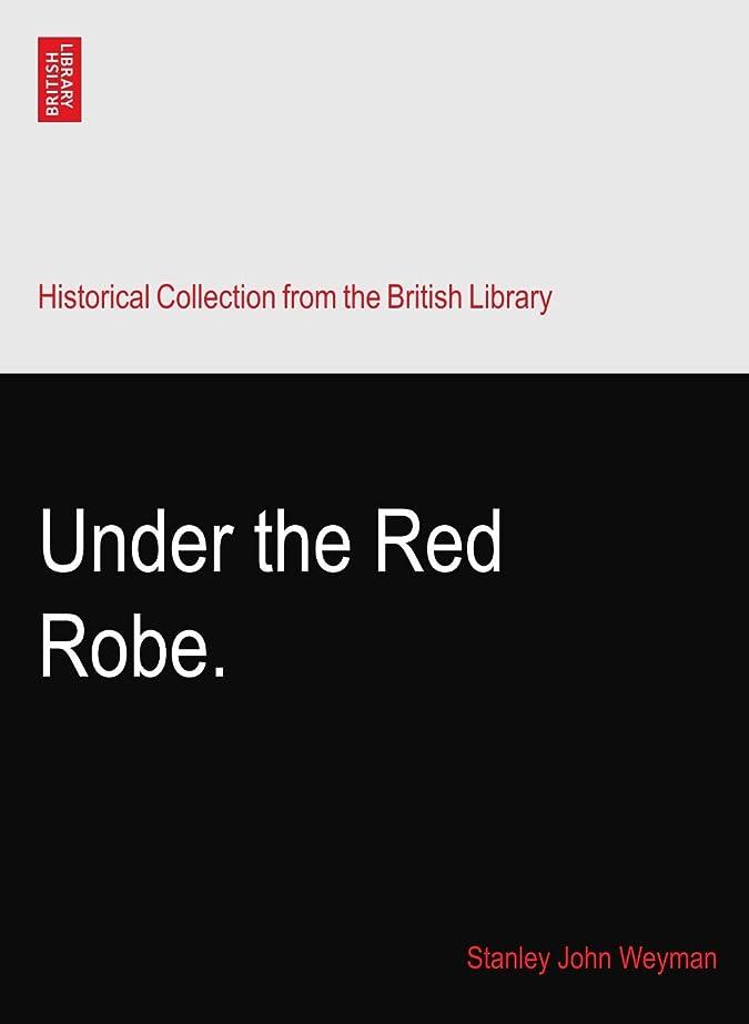 疑い者大きい徒歩でUnder the Red Robe.