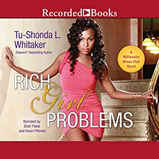Rich Girl Problems audiobook cover art
