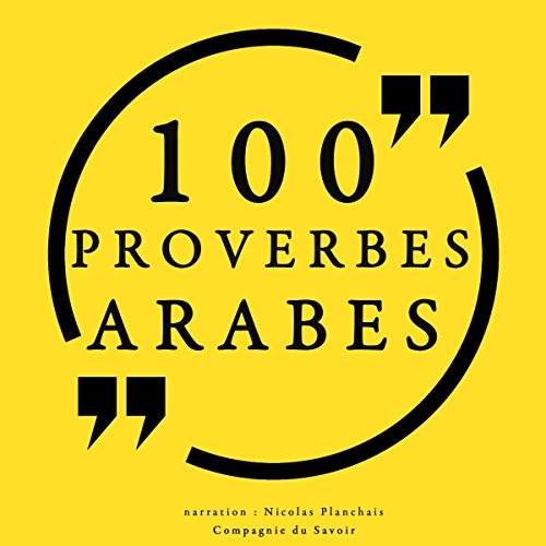 100 proverbes arabes cover art