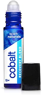 Cobalt 10 ML 100% Pure Essential Oil - Recovery Roller Blend - Therapeutic Grade Essential Oils - Spark Naturals - Organic...