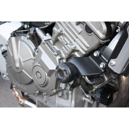 Satz Gsg Moto Sturzpads Passend Für Die Honda Cb 600 Hornet Pc34 Pc36 Auto