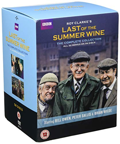 Last Of The Summer Wine: The Complete Collection [DVD] (PAL IMPORT NON - USA FORMAT)
