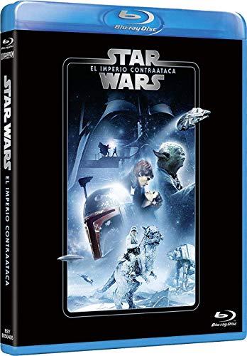 Star Wars Ep. V: El imperio contraataca (Edición remasterizada) 2 discos ( película + extras) [Blu-ray]