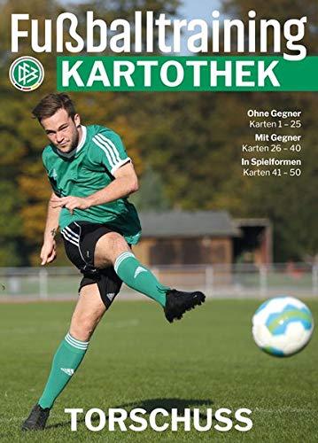 Fußballtraining Kartothek: Torschuss
