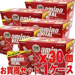 アミノバイタル パーフェクトエネルギー 130g×6本入りx5箱(30個) 1ケース 4901001189458