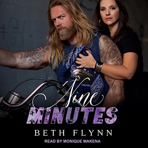 Nine Minutes audiobook cover art