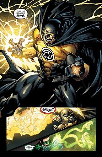ZGNH Pintar con numeros Adultos niños y Principiantes con Pincel y Pinturas Pintura por números 16 * 20 Pulgadas(sin Marco) Decoración del Hogar Regalo - Cómics de Green Lantern Bat-Man