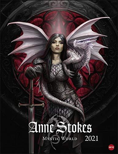 Anne Stokes: Mystic World Posterkalender Kalender 2021