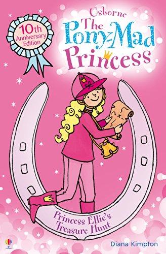 Princess Ellie's Treasure Hunt: Pony-Mad Princess (Book 12) (English Edition)