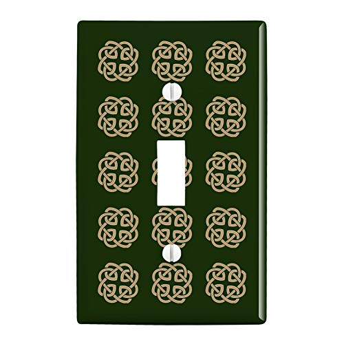 GRAPHICS & MORE Celtic Knot Love Eternity Plastic Wall Decor Toggle Light Switch Plate Cover