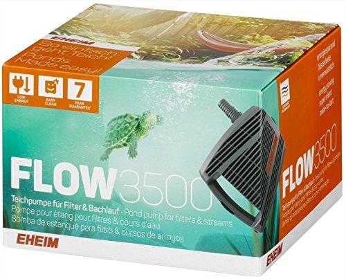 Eheim 4011708510643 Flow3500 Teichpumpe für Filter und Bachläufe