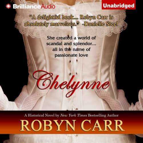 Chelynne audiobook cover art