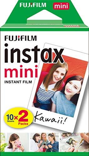 Fujifilm instax mini Film 2 x 10er Fotopapier