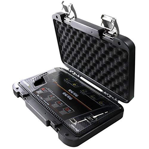 エンジニア(ENGINEER) バズーカモグラセット 頭の潰れた皿ネジや六角穴付きネジも外せる、ネジ外し工具セット DBZ-01