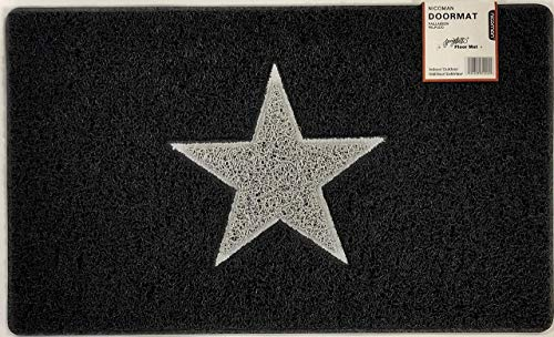 Nicoman STAR Door Mat|Entrance Barrier Dirt-Trapper...