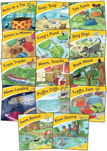 Jolly Phonic Little Word Books