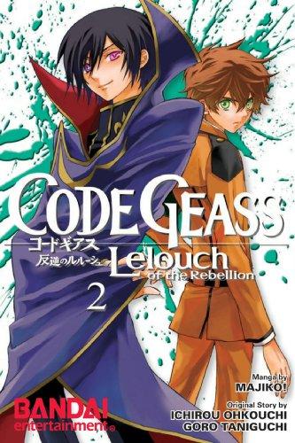 Code Geass 2: Lelouch of the Rebellion: v. 2