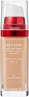 revlon age defying with dna advantage face serum