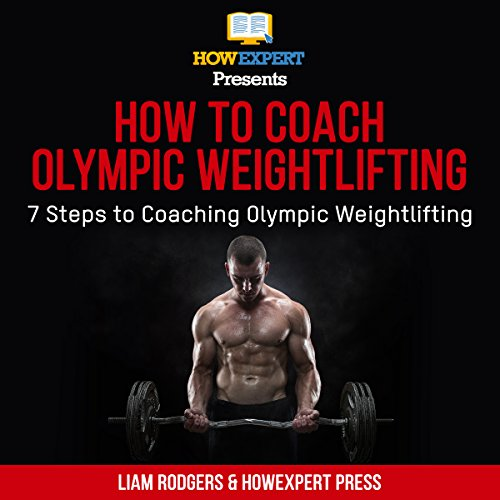 How to Coach Olympic Weightlifting audiobook cover art