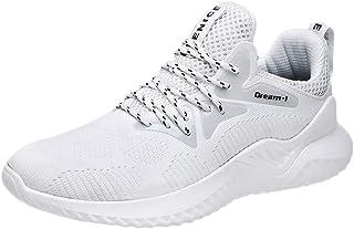 SUccess Chaussures de Sécurité Homme Embout Acier Protection Léger Basket Chaussures de Travail Homme
