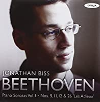 Beethoven: Piano Sonatas Vol.1 by Jonathan Biss (2012-01-10)
