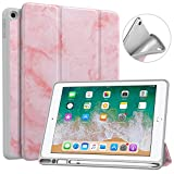 MoKo Case Fit 2018 iPad 9.7 6th Generation with Apple