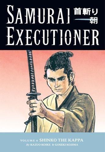 Samurai Executioner Volume 6