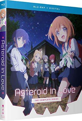 Asteroid in Love - The Complete Series [Blu-ray]