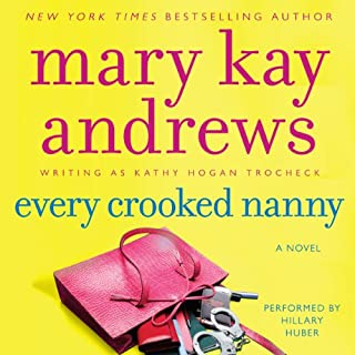 Every Crooked Nanny audiobook cover art