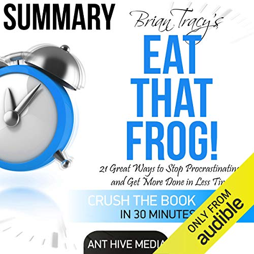 Couverture de Brian Tracy's Eat That Frog!