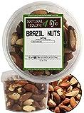 Nueces de Brasil enteras 325g - en tina hermética
