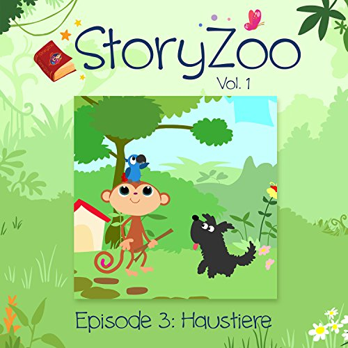StoryZoo, Vol. 1 - Episode 3: Haustiere