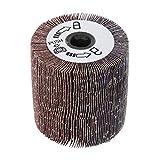 Silverline 916005 Lijadoras y pulidoras, marrón