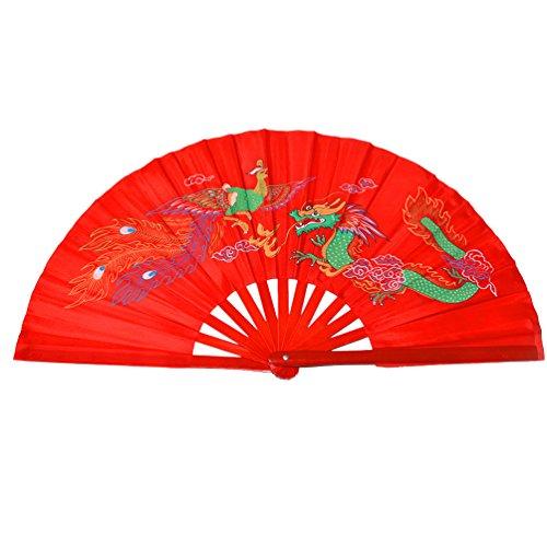 Chinesischer Klappfächer, für Kampf-...